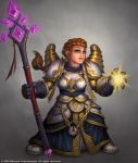 Dwarf Female Priest by Arsenal21