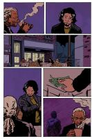 godless pg 7 colored by gzapata