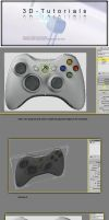 Xbox Controller in 3Ds Max by 3d-tutorials