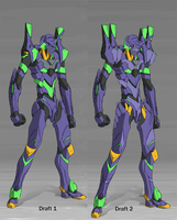 EVA-01 Telos Draft 2 by Garm-r