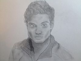Daniel Sharman by usmelllikedogbuns