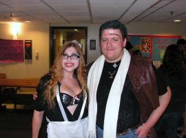Rocky Horror Night! by LolitaLibrarian