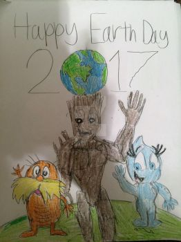 Happy Earth Day 2017 by Mccraeiscook2017205