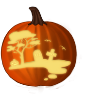 The Candy Jar: Pumpkin Carving by Planet-Spatulon