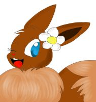 Eevee icon by fluffycupcakez