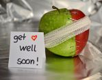 get well soon by wolkentanzer