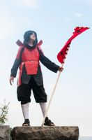 Cosplay Uchiha Madara 356 by NakagoinKuto