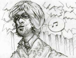 Tyrion lunch sketch 06.17.2011 by tomasoverbai