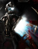 Dead Space: Elevator by kacktustoo