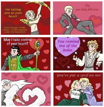 VC Valentines 2013 by Treacle-Miner