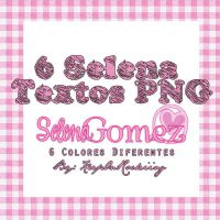 Selena Gomez name PNG by KeepOnRockiing