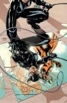CATWOMAN 31 Cover by TerryDodson