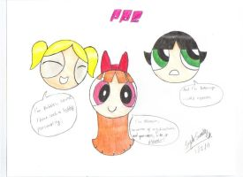 2:Powerpuff Girls by Bookaddict209