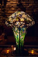 HotR : Stained Glass Lamp 04 by taeliac-stock