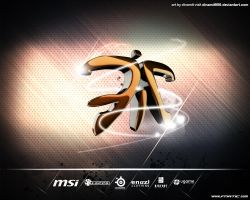 fnatic wallpaper bydinamit2011 by DINAMIT956