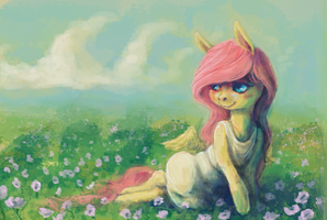Flowers of Summer by sharpieboss