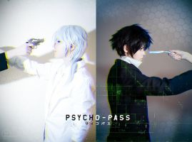 Psycho-Pass by HelgAl