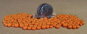 Micro Miniature Pumpkins 2014 - Orange by Kyle-Lefort