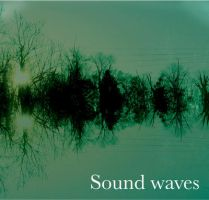 Wall Paper sound wave by JCaceres