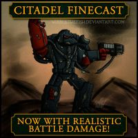 Citadel Finecast by wibblethefish