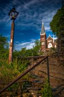Historic Church, Harpers Ferry by gursesl