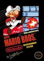 Super Mario Bros. 25th by JFRteam