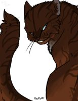 Hawkfrost by Chaotic--Edge