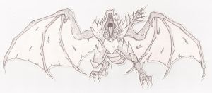 Like A Dungeon Dragon by evRahe