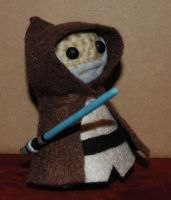 Obi-wan Amigurumi by No-Avail