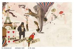 a circus story by petticoat