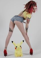 Gotta Catch Them All! Bad Misty II by Srefis
