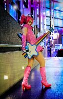 Ulala From Space Channel  part 2 by Laia-pink