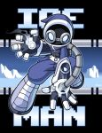 MegaMan Tribute: ICEMAN by rongs1234