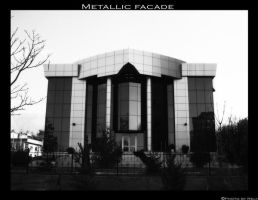 Metallic facade by Rely