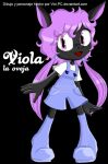 Viola la oveja by Vixi-PC
