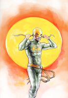 Iron Fist Commission by arosenlund