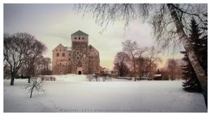 Turku Castle by Pajunen
