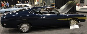 '69 Ford Torino Talladega by JShafer