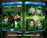 WWE Money in the Bank 2015 Custom BluRay Cover by TheReller