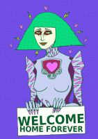 Welcome Home Forever by AzizAlaricAmitai