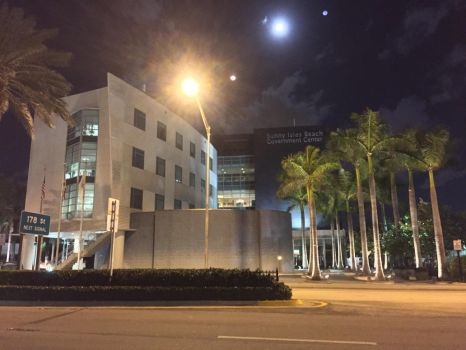 Sunny Isles Beach Government Center by Caine-of-Nod