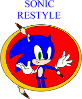 Fangame: Sonic Restyle by FelineGal