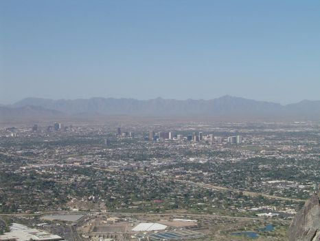 Phoenix, Arizona by Gzip16