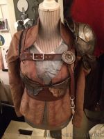 Top part of costume by RhavanielCreations