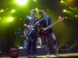 Fall Out Boy Live Peterick by DeadSoulMate