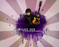 Billie Joe Armstrong wp by SuperPersille