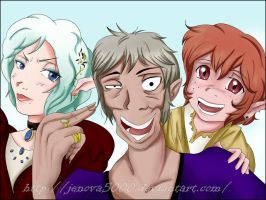 dick, ugly and perverted by Jenova5000