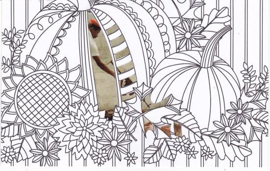 Contemporary Colouring Book 2 by p-ars