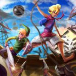 Link and Tetra's invasion by Daidus