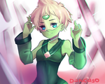 Let me show you my Ferrokenesis | Peridot Fanart by Dangaso